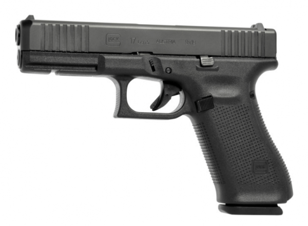 "Glock 17 ""Generation 5""- 9mm Luger"