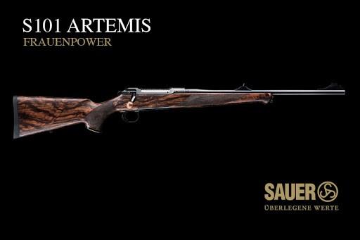 Sauer 101 Artemis .308Win
