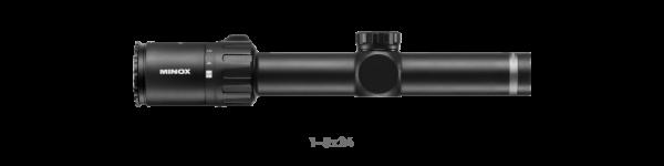 MINOX 1-5x24 ohne Schiene - Bild 2