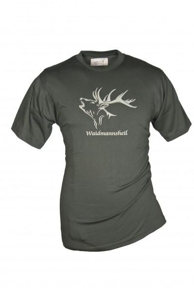 Hubertus T-Shirt Waidmannsheil - Bild 1