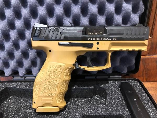 Heckler & Koch SFP9-SF Special/ 9mmLuger