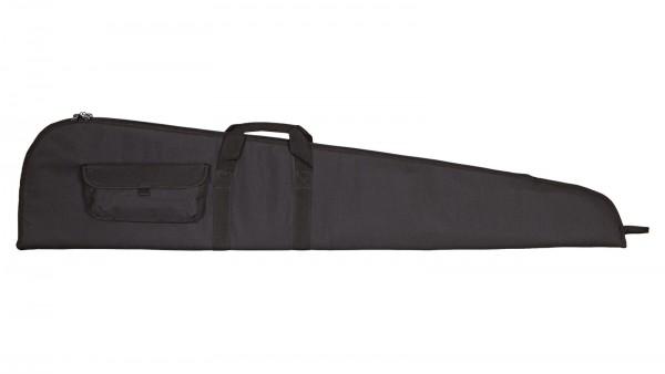 Büchsenfutteral mit Tasche schwarz - Bild 1