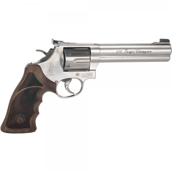 """Smith & Wesson Revolver """"Modell 686 Target Champion"""" .357Mag"""